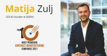 Matija Zulj CEO & Founder at AGRIVI