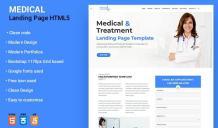 Medical - Clinic and Health WordPress Theme
