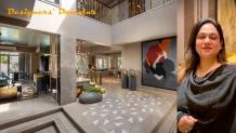 Tatvam Villa interiors