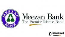 Meezan Bank Saddar Rawalpindi Contact Number - Branch Code
