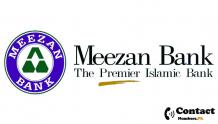 Meezan Bank Khanna Pul Rawalpindi Branch Code, Head Office