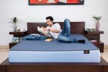 Orthopedic Memory Foam mattress freshup mattress