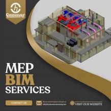 MEP BIM Services | 3D MEP BIM Models | MEP Shop Drawings