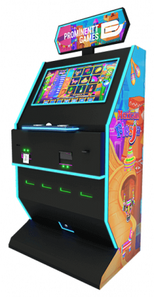 Metal Cabinet GP-06 | Skill Game Cabinet | Prominentt Games