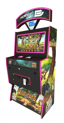 Metal Cabinet GP-03 | Skill Game Cabinet | Prominentt Games