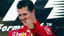 Michael Schumacher is now 'conscious' at Paris hospital after undergoing stem-cell therapy