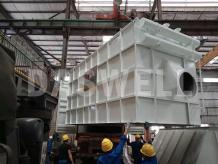 Transported DR-28Micro Powder Grinding Mill To Egypt