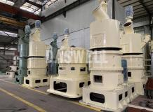 Calcium Carbonate Plant Can Produce Various Sizes of CaCO₃ Powder