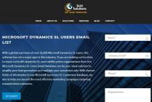 MS dynamics SL users list