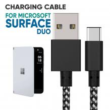 Microsoft Surface Duo Braided Cable | Mobile Accessories