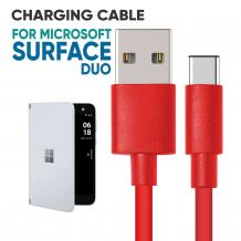 Microsoft Surface Duo PVC Charger Cable | Mobile Accessories