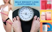 [TOP 3] Mild Weight Loss Pills: Trimtone, PhenQ & Leanbean
