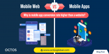 Mobile Apps vs Websites: Why is Mobile Apps Conversion Rate Higher Than Website? - Software Development Company
