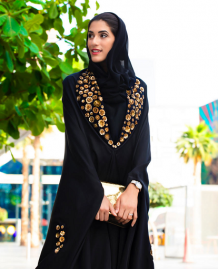 Modern Islamic Fashion Chic Designed to Define a Complete Wear