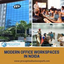 Benefits of Getting a Fully Furnished Office Space in Noida – Office Workspaces – Modern and Premium