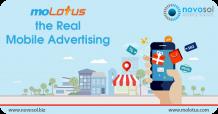 moLotus- Real mobile advertising