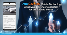 moLotus Mobile technology Empowers Revenue Generation for Brands and Telcos