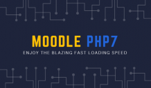 Moodle and PHP 7 - Impact on speed and efficiency