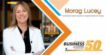 Morag Lucey: Transforming Customer Experience by Tapping Potential of Technology