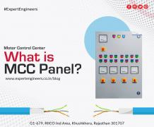 What is Motor Control Center (MCC) Panel?