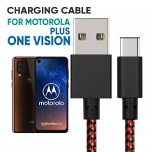 Motorola One Vision Plus Charger Cable | Mobile Accessories