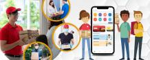 Launch On-demand Multi Niche Delivery App with Measures for COVID-19