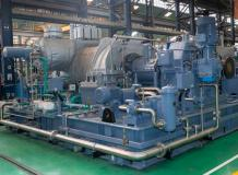 Steam Turbines for MSW Plants