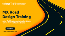 Learn To Design the Road with MX Road Design?