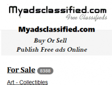 Free Classifieds In Bangalore