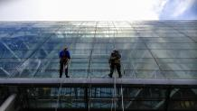 High Rise Window Cleaning Service Toronto