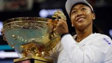 Tennis player, Naomi Osaka gives up US citizenship to play for Japan in 2020 Olympics