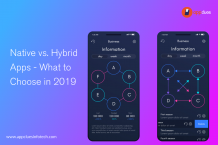 Native vs. Hybrid Apps - What to Choose in 2019?