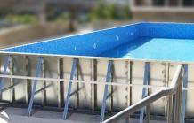 Endless Swimming Pool Price | China Pool Factory - Degaulle