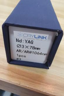 Nd YAG Laser Crystal | Laser-Crylink