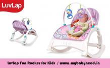 Get Top 5 Baby Rocker Online, Baby Bouncer Review - India