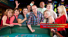Playing and Winning in the Best Online Slots – How to Free Spins Casino | Best Deposit Bingo Sites