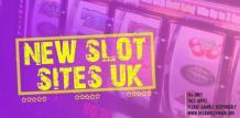 new slot sites uk