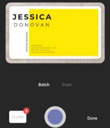 How Can an iPhone Business Card Scanner Work? | bizconnectus