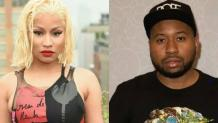 DJ Akademiks alleges that Nicki Minaj threatened Him and His Family in a Controversial rant