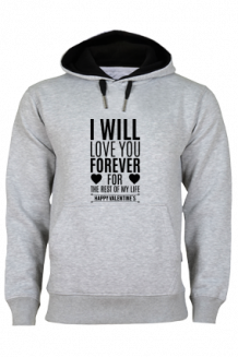 Shine Winter Days With Douring Styles With a Serious Help Form Printed Hoody… - roshan-printland
