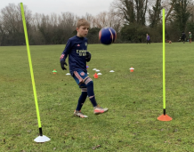 Private football coaching Cambridge For all Age -Learn Football