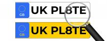 Alert: Are you going to buy a vehicle with a personalised number plate? ~ Number Plate Check