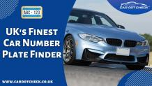 Number Plate Search