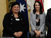 NZ PM, Jacinda Ardern appoints Appoints New Zealand's First Indigenous Female Foreign Minister Nanaia Mahuta with a Maori facial tattoo - KokoLevel Blog