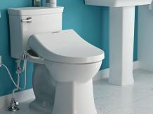 BATHROOM IMPROVING IMPRESSION FOR BETTER HYGIENE