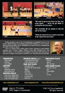 Motion Offense Basketball - Youth Drills By Mitch Buanoaguro