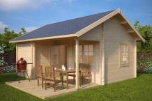 Warum sollten Sie ein DIY-Ferienhaus aus Holz kaufen?