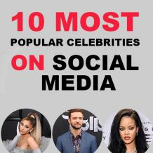 Social Media Celebrities