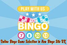 Online Bingo Game Selection in New Bingo Site UK  - Lady Love Bingo