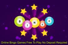Online Bingo Games Free To Play No Deposit Required - Gambling Site Blog